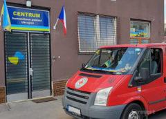 Чеські активісти відкрили Центр гуманітарної допомоги Україні