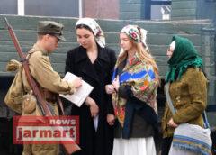 Військово-історична реконструкція подій депортації українців