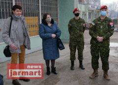 Міжнародні делегації відвідали центр допомоги жінкам, які постраждали від домашнього насильства Гармонія